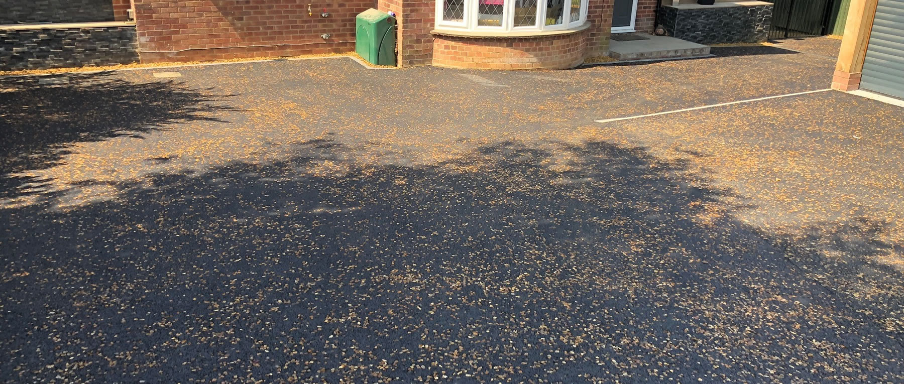 Tarmac is the one of the most economical driveway